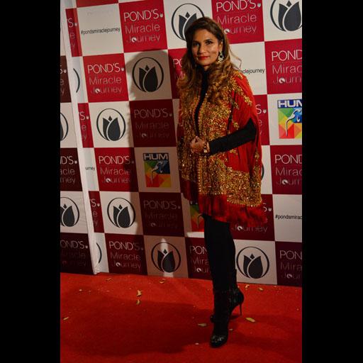 Frieha Altaf wearing Ayesha Farook Hashwani