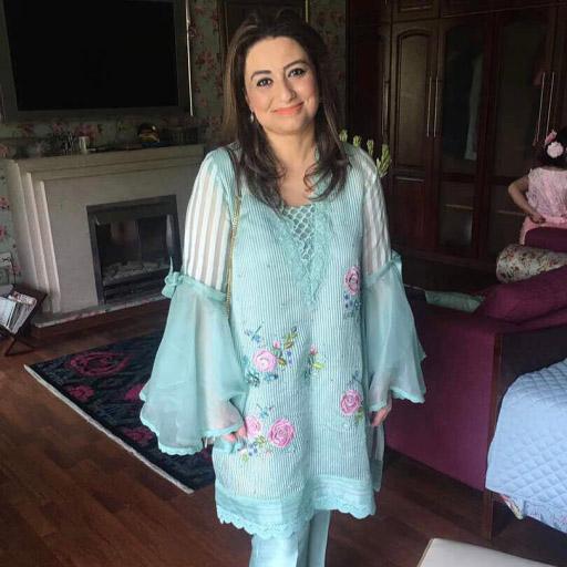 Maliha in Farida Hasan