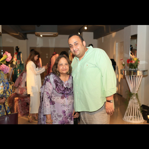 Nishat and Aamir Mazhar