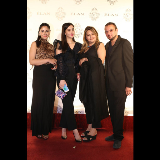 Abeera Ahsanuddin, Seher Tareen, Silwat Noon and Zahid Noon