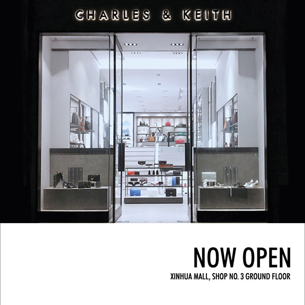 Charles & Keith Now Open In Lahore!