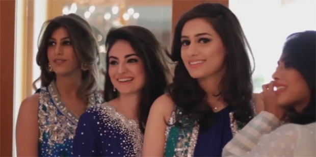 'Dress Up with Nazli Akbar' Winter Weddings Special Campaign