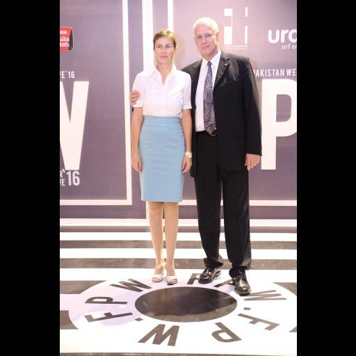 Annette and Rainer Schmiedchen