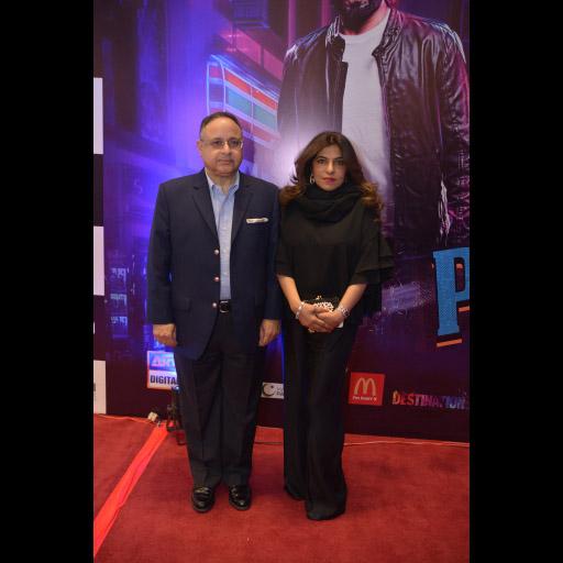 Zahir Rahimtoola and Sheharzaad