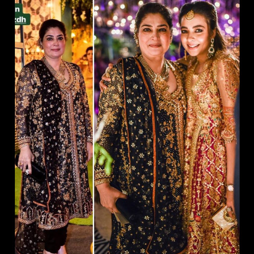 Asma Malik and Maliha Aziz Jamil in Farah Talib Aziz