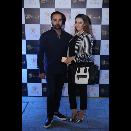 Faraz Manan and Nadia