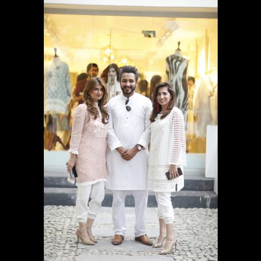 Ayesha Sohail, Amjad Bhatti, Somaya Adnan