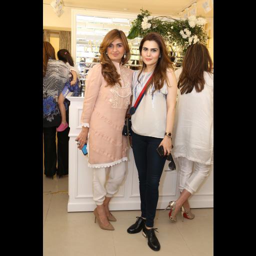 Ayesha Sohail, Marriam Khokhar
