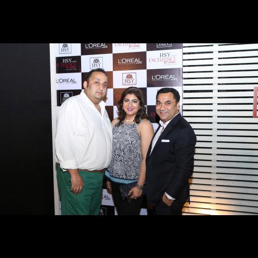 Amir Mazhar Rima Farid and Rana Nouman