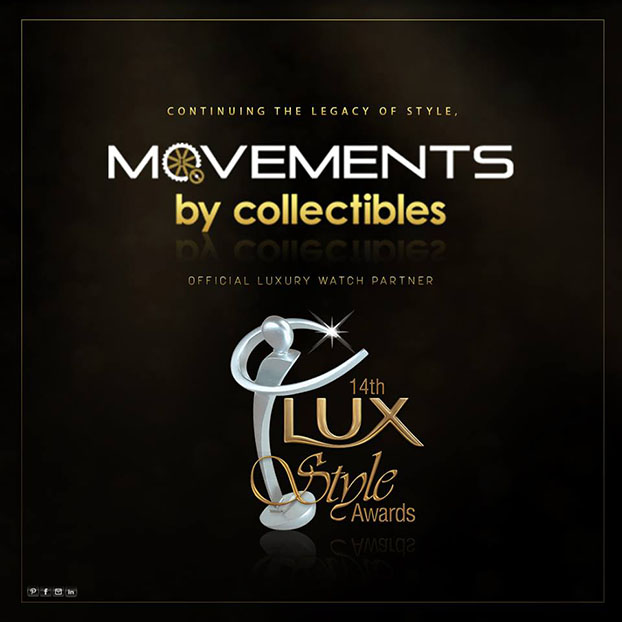 Movements by Collectibles Partners with Lux Style Awards 2015