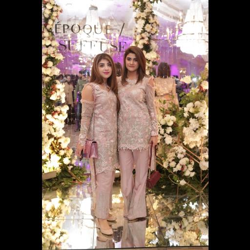 Myda Malik and Nida Mansoor
