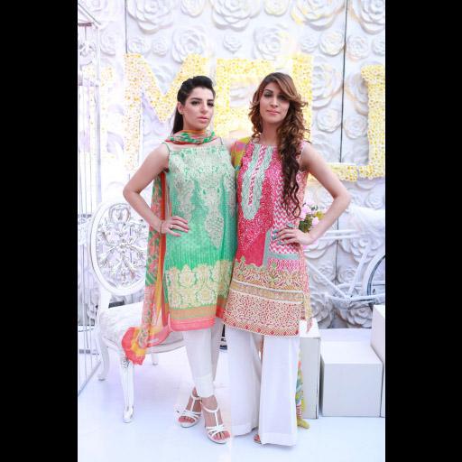 Kiran Butt and Sana