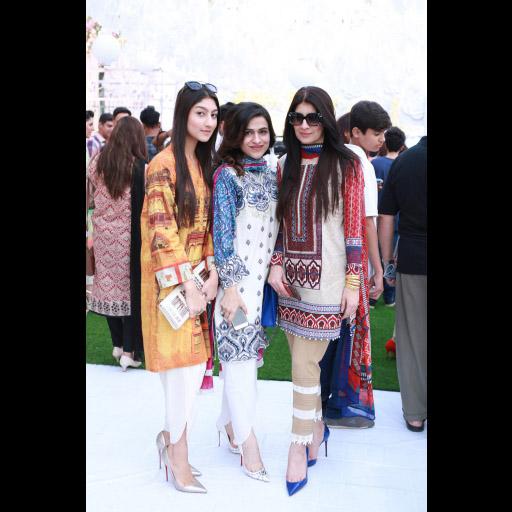 Alizeh, Madiha Ibrar, Soniya Humaiyon