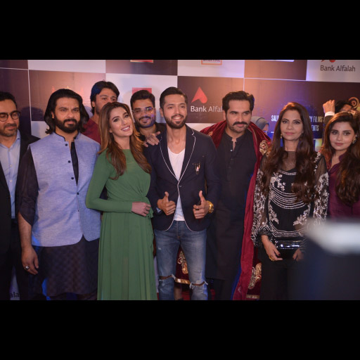 Shahzad, Mehwish, Fahad, Mr and Mrs Humayun with Sana