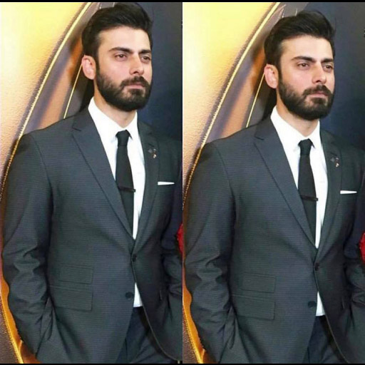 Fawad Khan in Republic by Omar Farooq