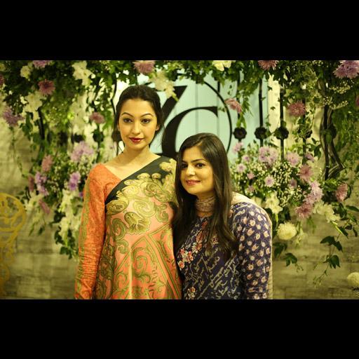 Rubya and Zainab