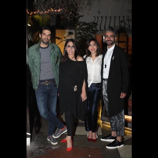 Adnan Malik, Asma Chishty, Natasha Saleem Khan, Yousaf Shahbaz