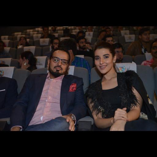 Jerjees Seja and Hareem Farooq