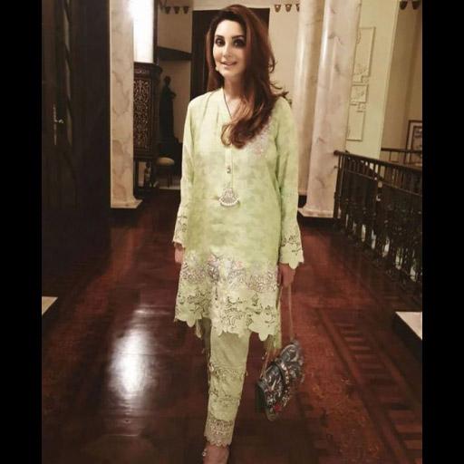 Zahraa Saifullah in Ansab Jahangir