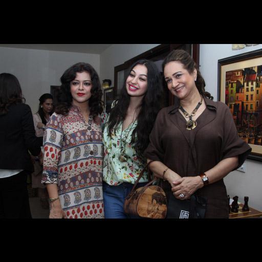 Maria Wasti, Rubya Chaudhri