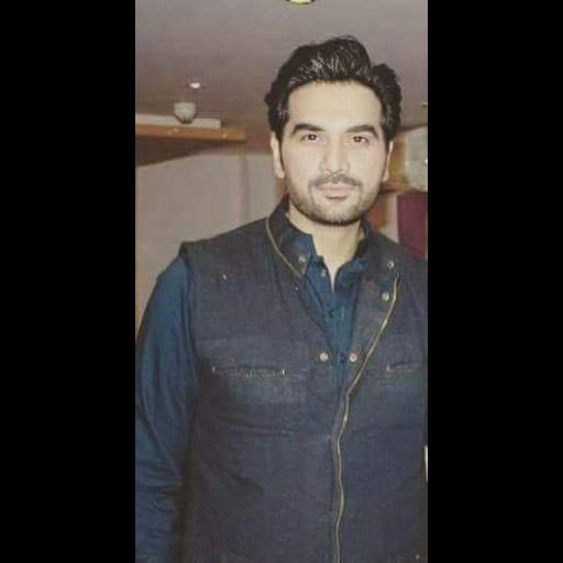 Hamayun Saeed on trend in a waistcoat
