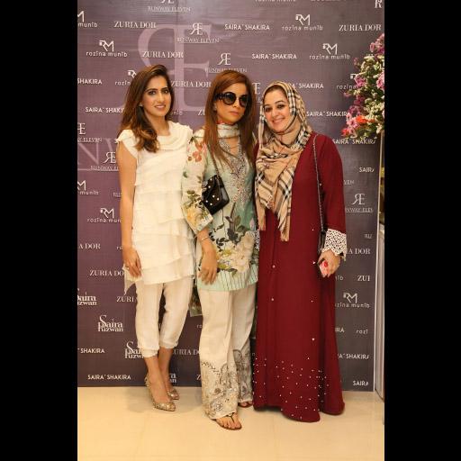 Somaya, Ambreen, Sabeen