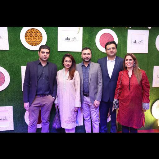 Danish Lala, Warda Saleem, Nubain Ali, Pervez Lala