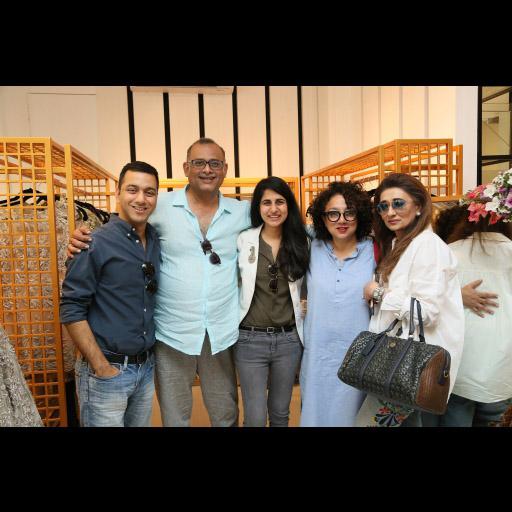 Talha, Mohsin, Madiha, Hadia, Nazneen