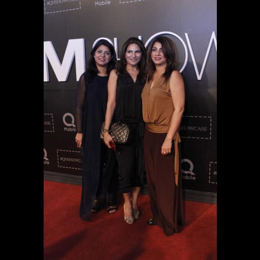 Sajeela, Meejo, Adila