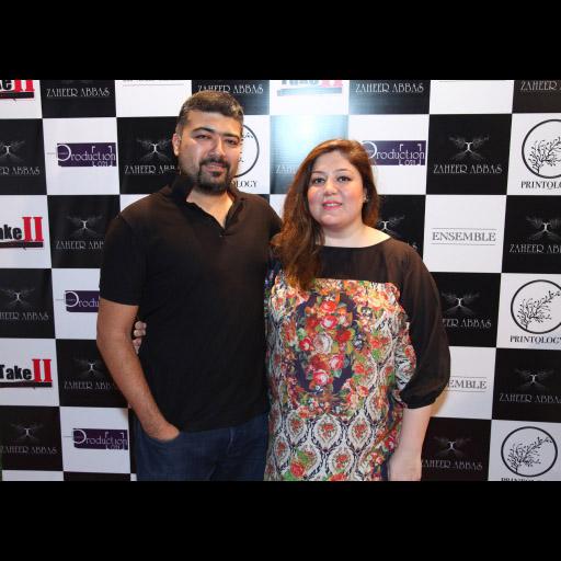 Saad and Sahar Agha