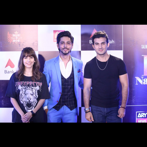 Syra, Ahmed and Shehroz