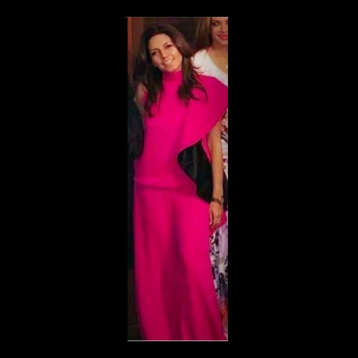 Mahnaz Noorani at the Sindh Club Winter Ball