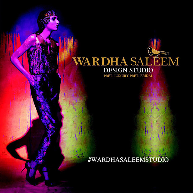 Wardha Saleem Set to Open Their Flagship Store & Design Studio in Karachi!