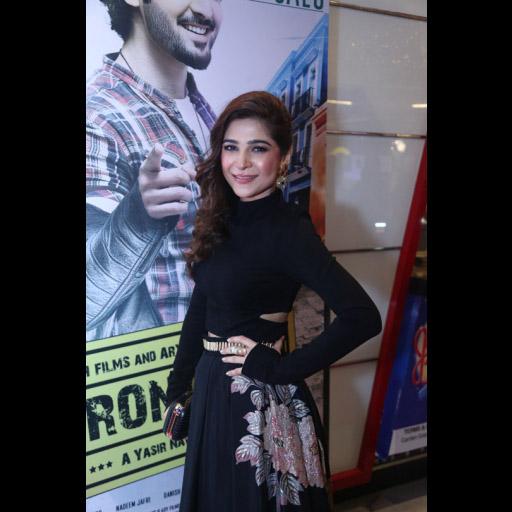 Ayesha Omar in Shehla Chatoor