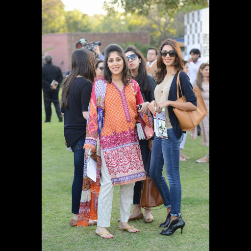 Attiya and Ayesha Noon