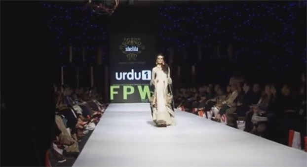 Shehla Chatoor 'All the Raj' for FPW'15