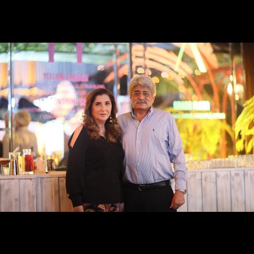 Aneela Shah and Dr.Salman Shah