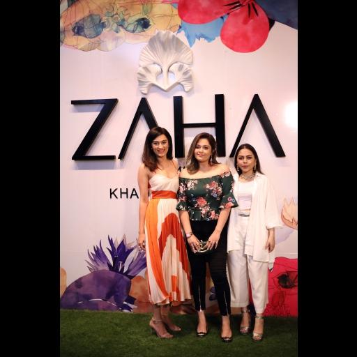 Arjumand Bano,Tajwar and Nur Zehra