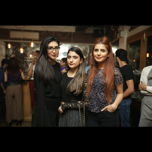 Zara Khalid, Guest and Momina