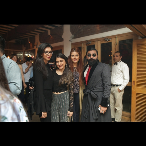 Zara Khalid, Guest, Momina and Ali Xeeshan