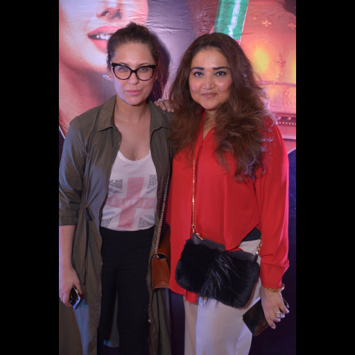 Nausheen and Huma Adnan
