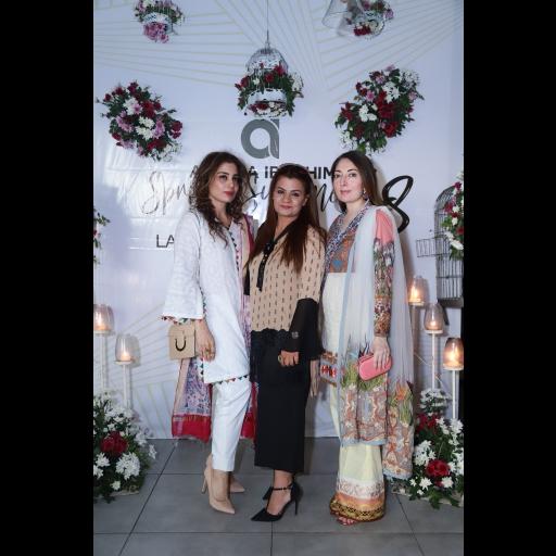Saman, Mona Imran, Sharmila Faruqi