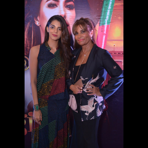 Sanam Saeed and Frieha Altaf