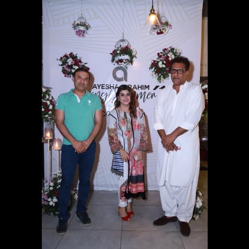 XX, Ayesha Ibrahim, Saleem Lala