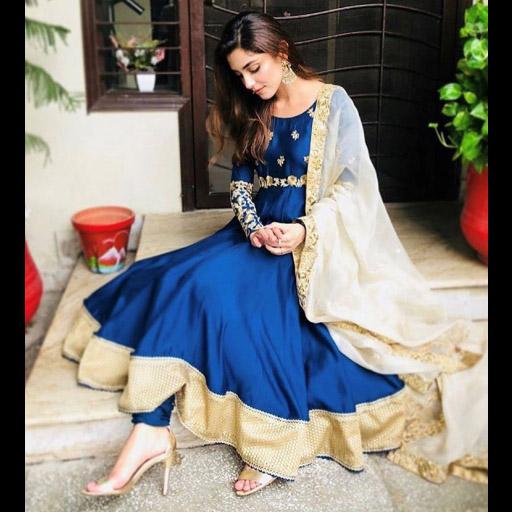 Maya Ali in Faiza Saqlain