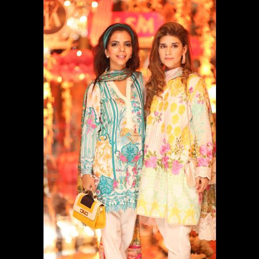 Shireen Rehman and Mishal Asad