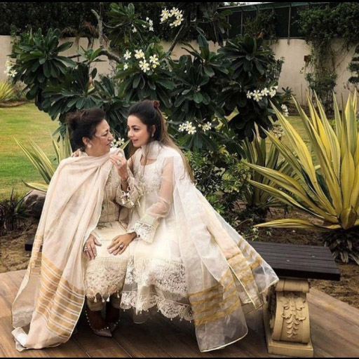 Farah Talib Aziz and Maliha Aziz in FTA!