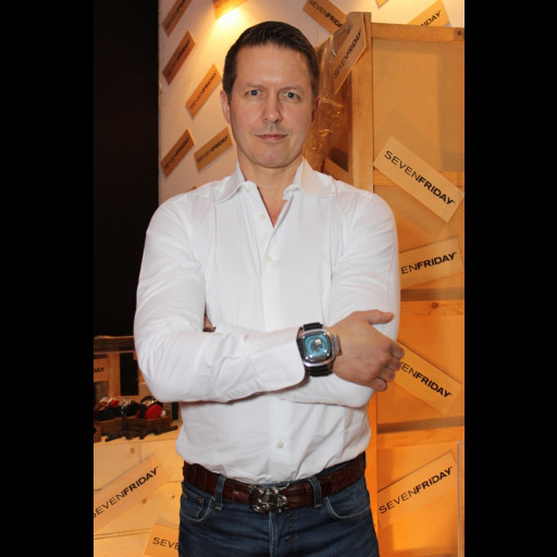 Daniel Niederer - Founder