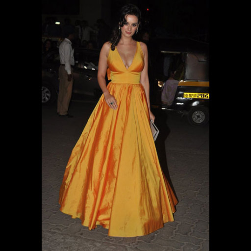 Evelyn Sharma in Swapnil Shinde