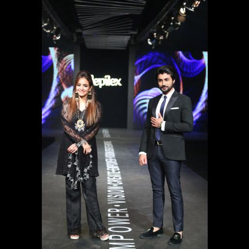 Ali Josh and Nadia Khan